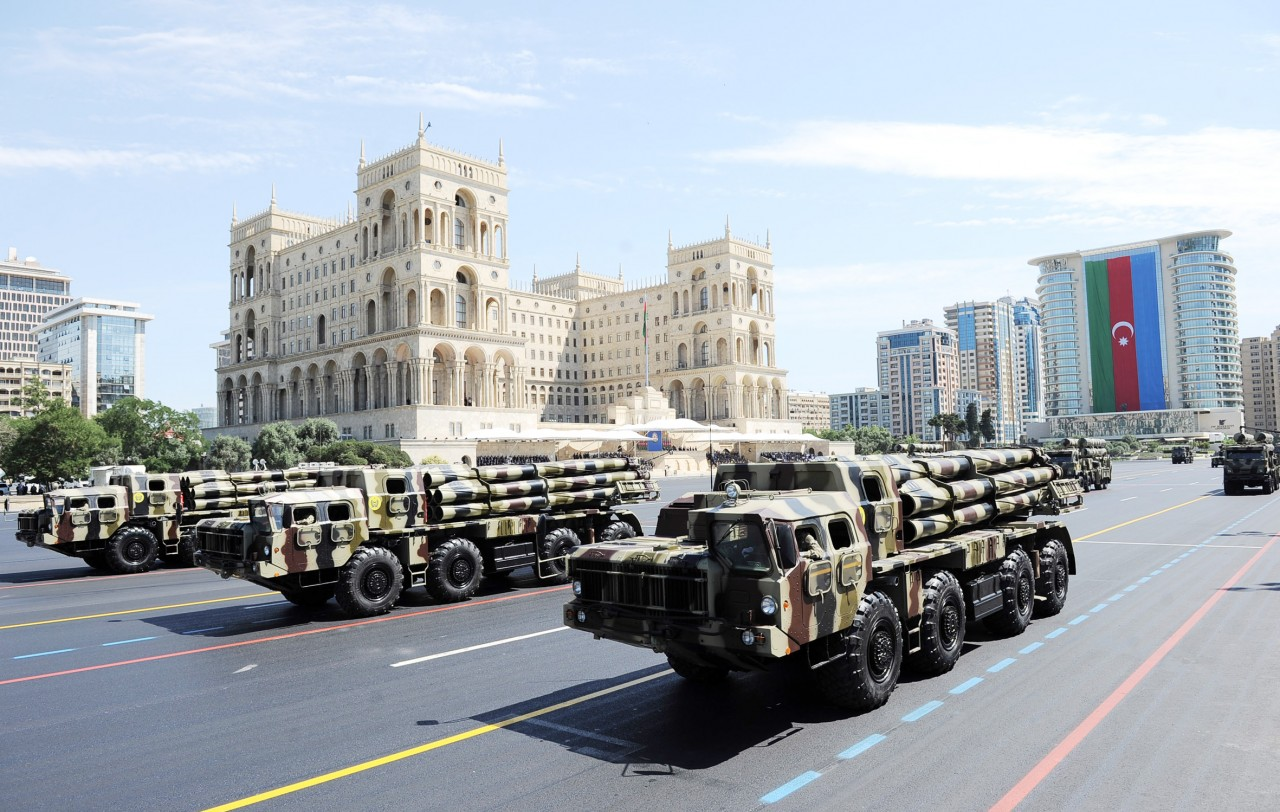 The Azerbaijani army is able to take back our occupied lands at any time