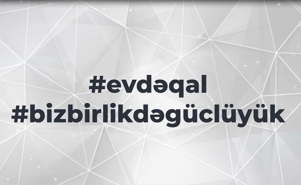 """Zoologiya İnstitutu """"Evdə qal"""" aksiyasına qoşularaq sosial videoçarx hazırlayıb"""